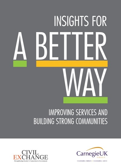Insights for a Better Way report cover