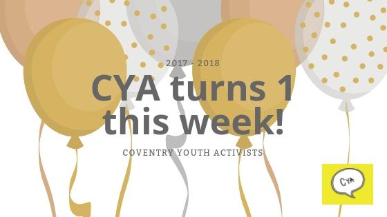 CYA celebrates first anniversary