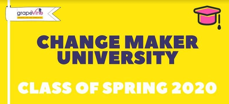Changemaker University banner