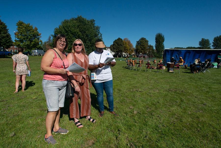 Stoke Aldermoor community festival