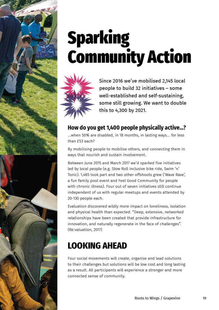 Grapevine Impact report page 19
