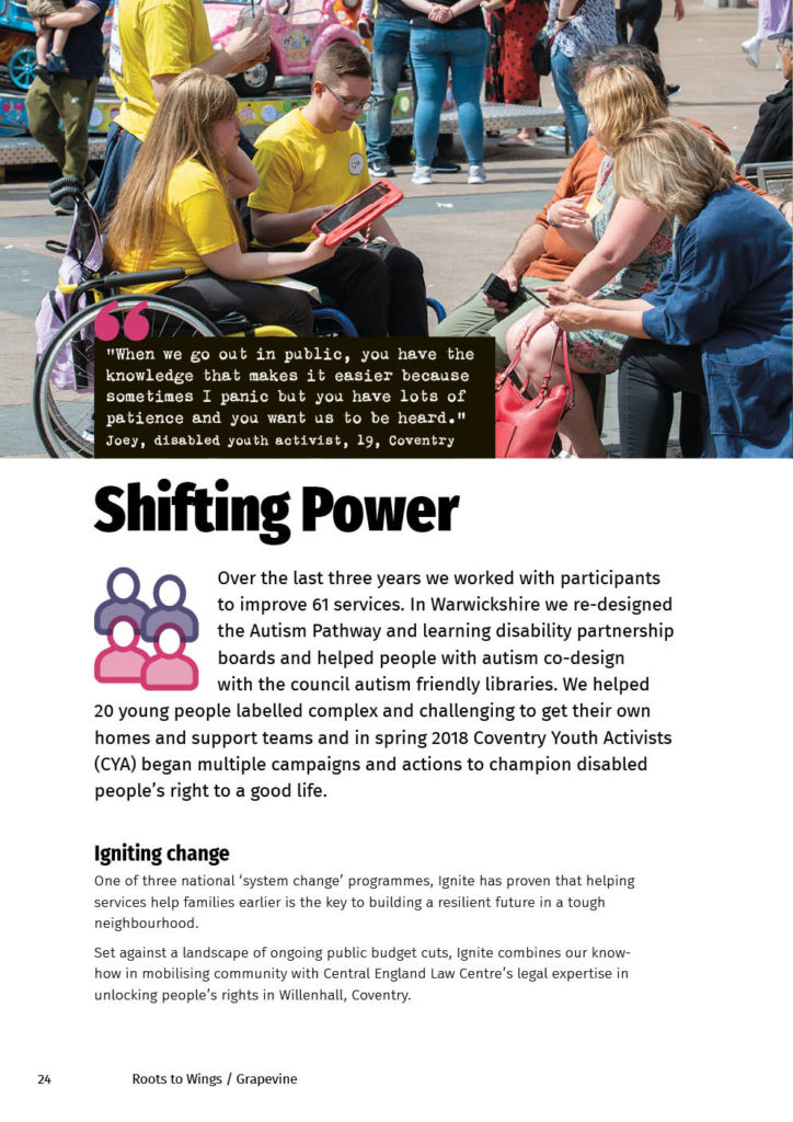 Grapevine Impact report page 24