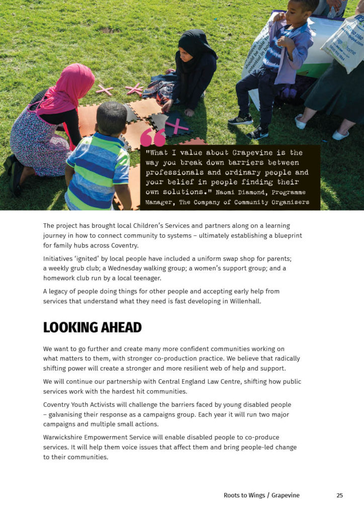 Grapevine Impact report page 25