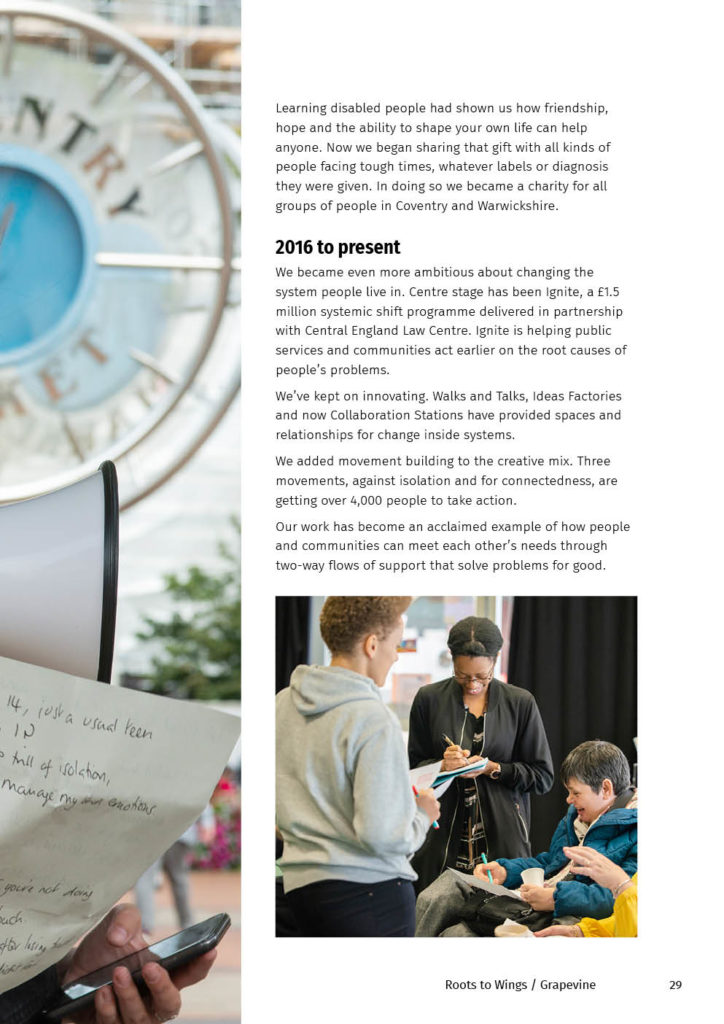 Grapevine Impact report page 29