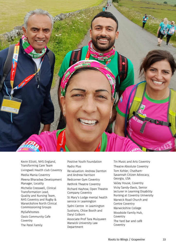 Grapevine Impact report page 33