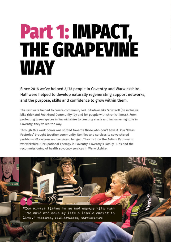Grapevine Impact report page 8