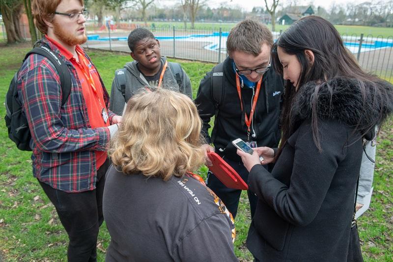 Warwickshire Empowerment Service group