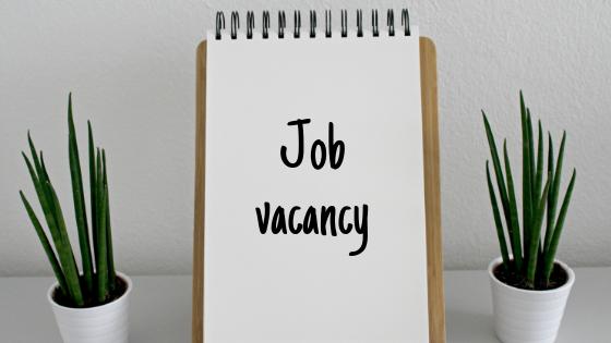 Job vacancy at Grapevine