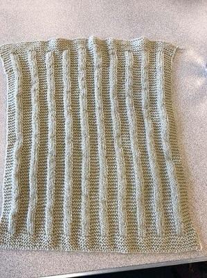Michelle baby blanket
