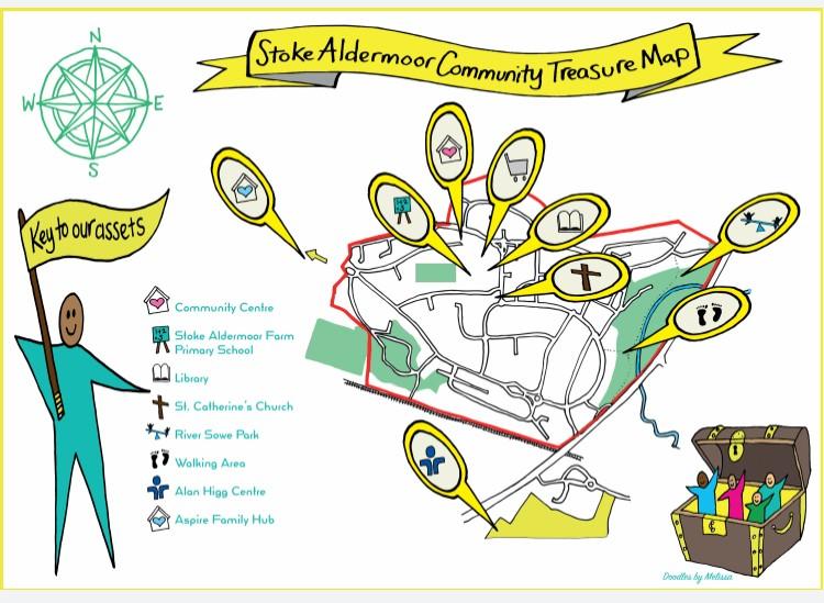 PBSA map