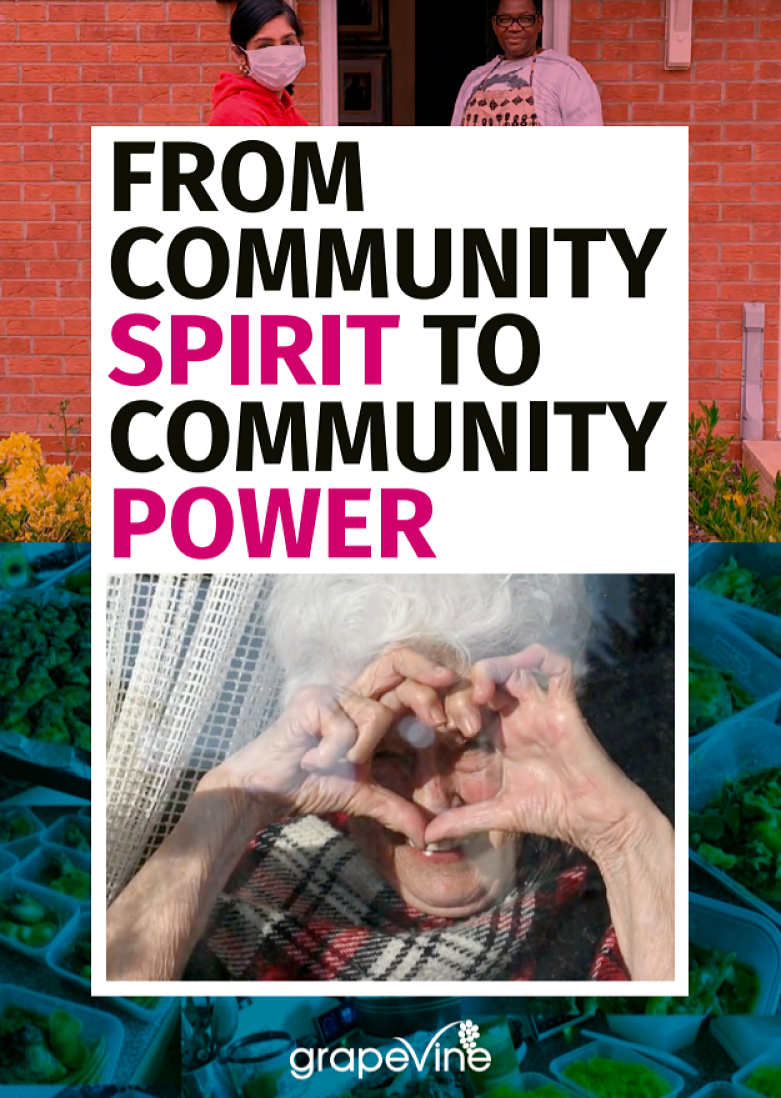 From community spirit to community power summit report