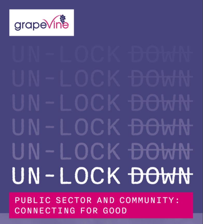 Un-lock down report cover