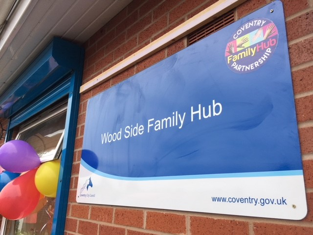 Wood Side Family Hub
