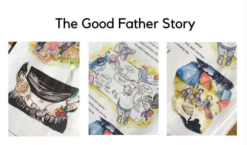 The Good Father Story