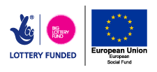 ESF Big Lottery Fund logo