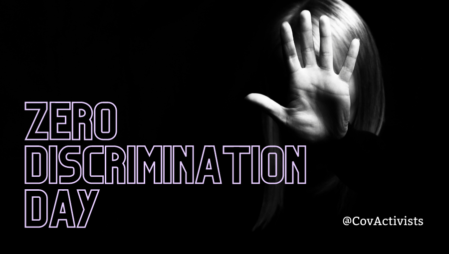 Zero Discrimination Day by Coventry Youth Activists